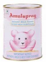 Amul Spray Baby Milk Tin 500 GM