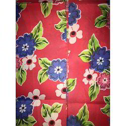 Flower Printed Fabric
