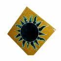 Ceramic Printing Handmade Wall Tiles, Packaging Type: Box