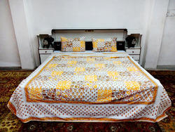 Patchwork Cotton Bed Cover