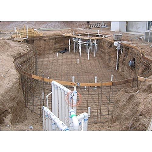 Concrete swimming pool construction in gurgaon global - Concrete swimming pool construction ...