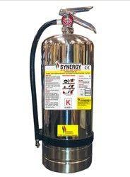6 KG K Class Stored Pressure Fire Extinguisher
