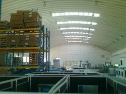 Warehouse Roofing System