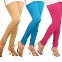 Party Wear Ladies Cotton Leggings