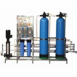 500 LPH FRP RO Plant