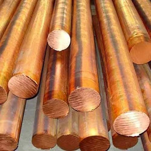 Copper Rods High Conductivity Copper Round Rods