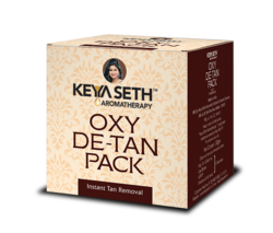 Oxy De-Tan Pack Improves Skin Tone & Texture 50gm