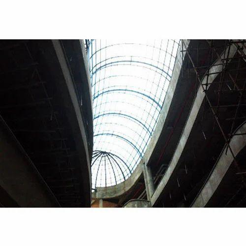 Multiwall Polycarbonate Skylight Roof, पॉलीकार्बोनेट ...