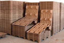 Compressed Wood Pallet at Best Price in India