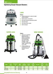 Upholstery/Carpet Vacuum Cleaners