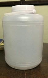 HDPE 5 kg Round Barni