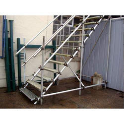 Scaffolding Access Staircase At Rs 62 /kilogram | Scaffolding Access  Staircase   Shivraj Industries, Pune | ID: 13316194955