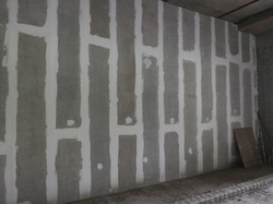 Rapicon Cement Fiber Wall Panel