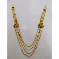 Kundan Gold Necklace Sets