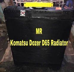 Komatsu Dozer D65 Radiator