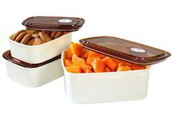 Air Tight Microwaveable Containers