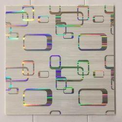 Residential PVC Ceiling Tiles