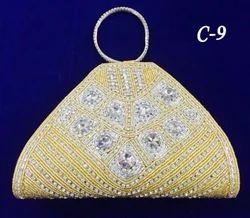 Potli Style Clutch Bag