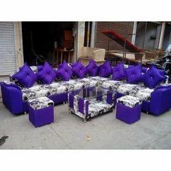 Gentil Designer Blue Sofa Set At Rs 170000 /set | Designer Sofa Set | ID:  13706134688