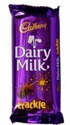 Dairy Milk - Crackle