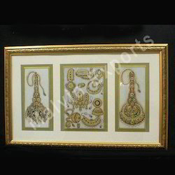 Gold Marble Paintings