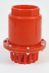 Bolt Nut Foot Valve