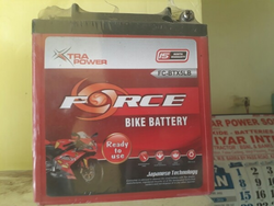 Force Bike Battery
