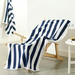 Striped Cotton Towels, Weight (Gsm): 550gsm
