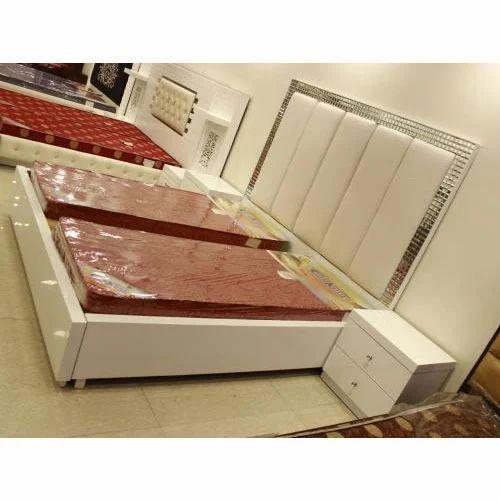 Designer Wooden Storage Bed