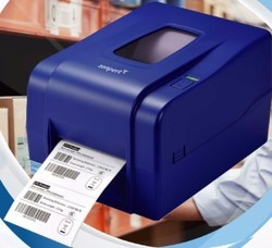 Zenpert 4T200 Desktop Barcode Printer