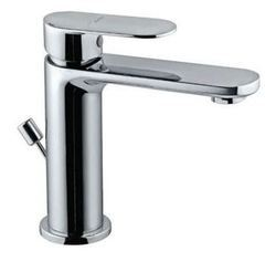 Single Lever Basin Mixer With Popup Waste