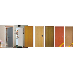 Pvs Doors SWING PVC Door, For Bathroom, Interior