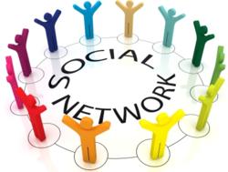 Mobile Website Social Network Website, SEO