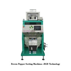 Brown Pepper Sorting Machines