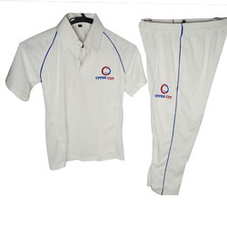 Half Sleeve Cricket Uniform