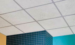 Mineral Fiber Board False Ceiling