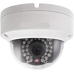 Two Line Network Dome Camera