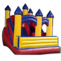 Climbing Inflatable Bouncy Castle