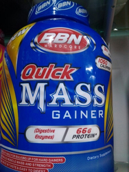 Bbn Mass Gainer