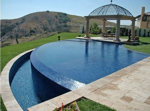 Infinity Edge Pools Axiom Corporation Manufacturer In