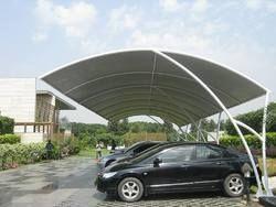 Tensile Car Parking Sheds