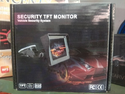 Security Tft Monitor