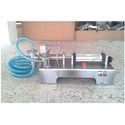 Single Head Mineral Water Filling Machine