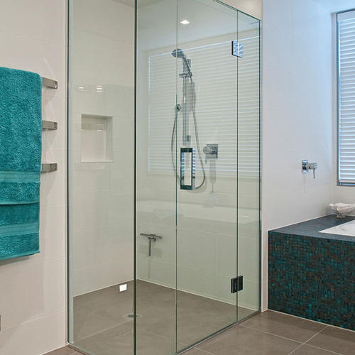 GLASS SHOWER PARTITION GLASS PARTITIONS Glass Partition And New Bathroom Partition Glass Plans