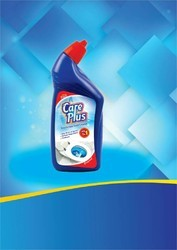 Care plus Toilet Cleaner, Pack Size (litres): 500 ml