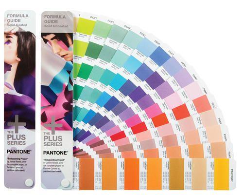 Pantone Shade Card Color Chart Colour Catalogue Colour Chart