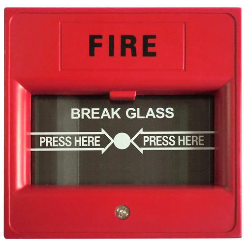 break glass fire alarm system manufacturer from chennai