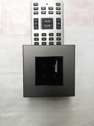 Square Touch Switch With Remote