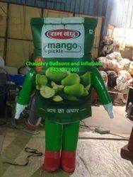 Ram Bandhu Walking Inflatable