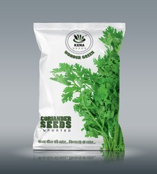 1 kg Coriandor Imported Green Wondor, Packaging: Pouch pack